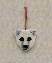 Load image into Gallery viewer, Kasbah Polar Bear Gift Hanger