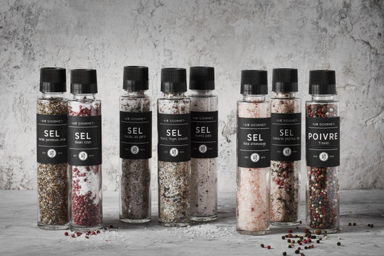 Salt by Lie Gourmet