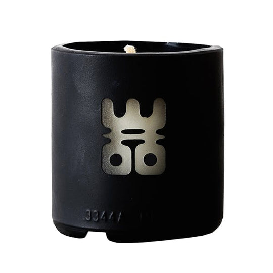 Small Black Lucky Candle