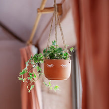 Load image into Gallery viewer, Terracotta Hanging Planter