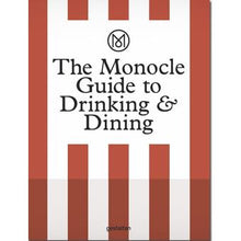 Load image into Gallery viewer, Monocle - Guide To Drinking & Dining