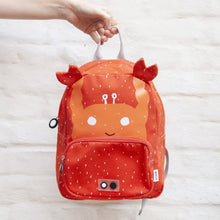 Load image into Gallery viewer, Mrs Crab Backpack