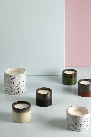 ltd. terrazzo soy candle L: april