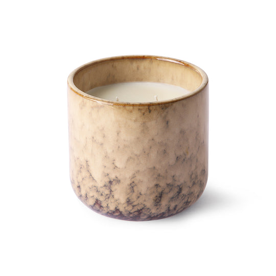 NEW HK Living Ceramic Scented Candles