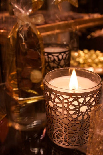 Small Arabesque Scented Candle