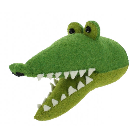 Mini Head - Crocodile