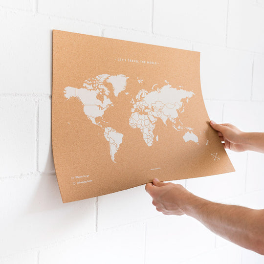 Double Sided Tape for Map XXL