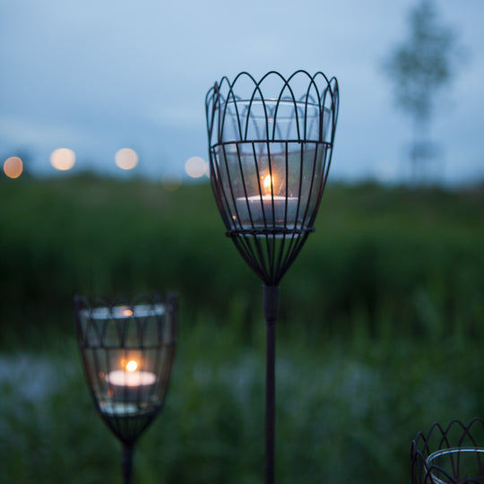 Garden Tea Light