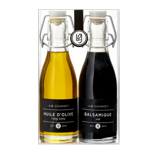 Gift Box 'Oil & Vinegar' by Lie Gourmet