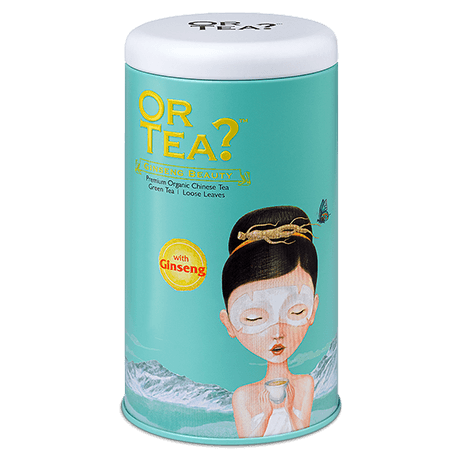 OrTea - Ginseng Beauty - Canister