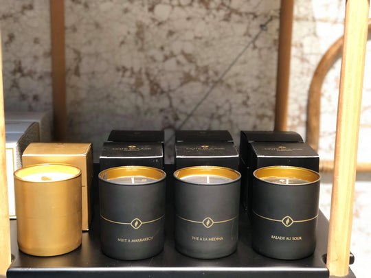 Marrakech Trip Scented Candles