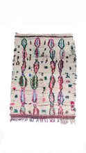 Load image into Gallery viewer, White & Pink Ourika Rug