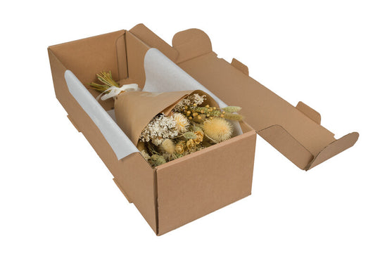 Dried Flower Deluxe Bouquet in a Box