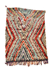 Load image into Gallery viewer, Boucherouite Medium Rug - 1