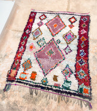 Load image into Gallery viewer, Ourika Boucherouite Medium Rug