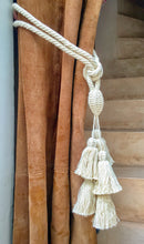 Load image into Gallery viewer, handmade curtain tassel XL - escape exclusive