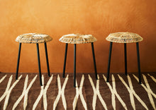 Load image into Gallery viewer, Rattan Stool