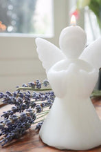 Load image into Gallery viewer, Luck in a Box - Angel Candle