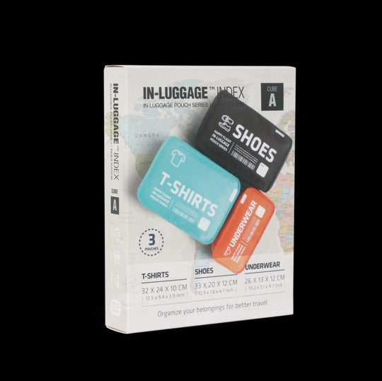 In-luggage Index Cube set (A)