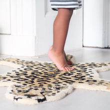 Load image into Gallery viewer, Leopard Rug by Tapis Amis