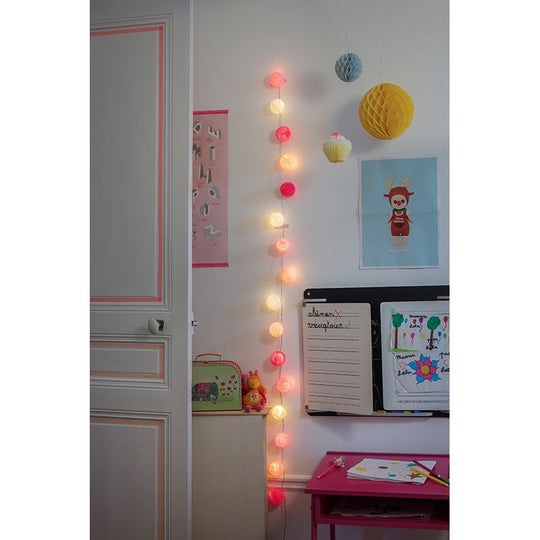 Box of Kids' String Lights - LOUISE