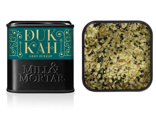 Dukkah Green by Mill & Mortar