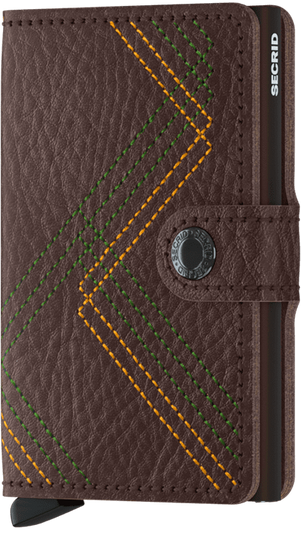 Miniwallet Stitch - Secrid