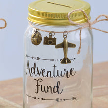 Load image into Gallery viewer, Adventure Fund Jar
