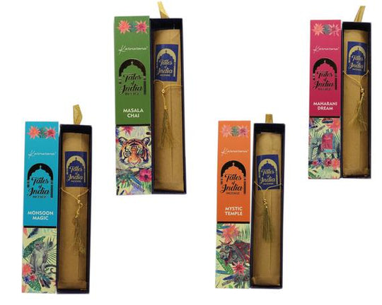'Tales of India' Incense Discovery Box