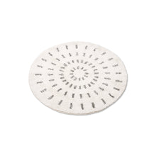 Load image into Gallery viewer, Round Swirl Bath Mat - Medium