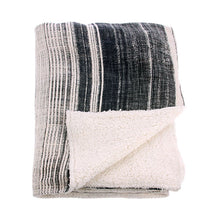 Load image into Gallery viewer, Striped Fleece Throw