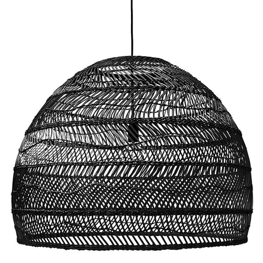 Wicker Hanging Lamp 80cm