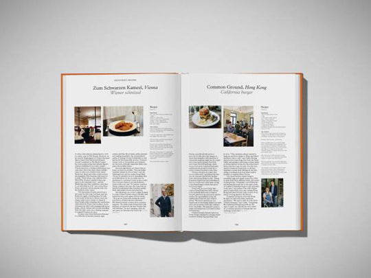 Monocle - Guide To Drinking & Dining