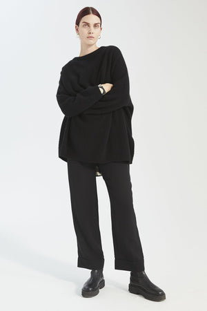 KOKOON - DEAN KNIT - BLACK