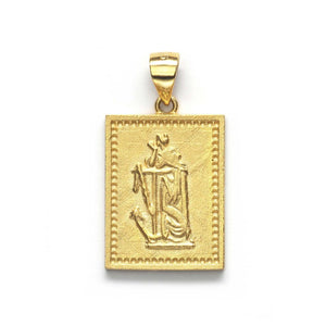 ANNI LU - HOPE & FAITH PENDANT - GOLD