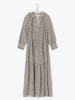 XIRENA - Olsen Dress - Chalk
