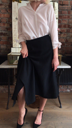 KOKOON - NINA SKIRT -BLACK