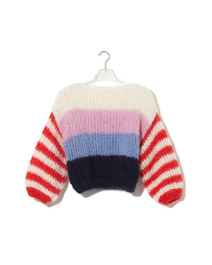 Maiami - MOHAIR BIG SWEATER