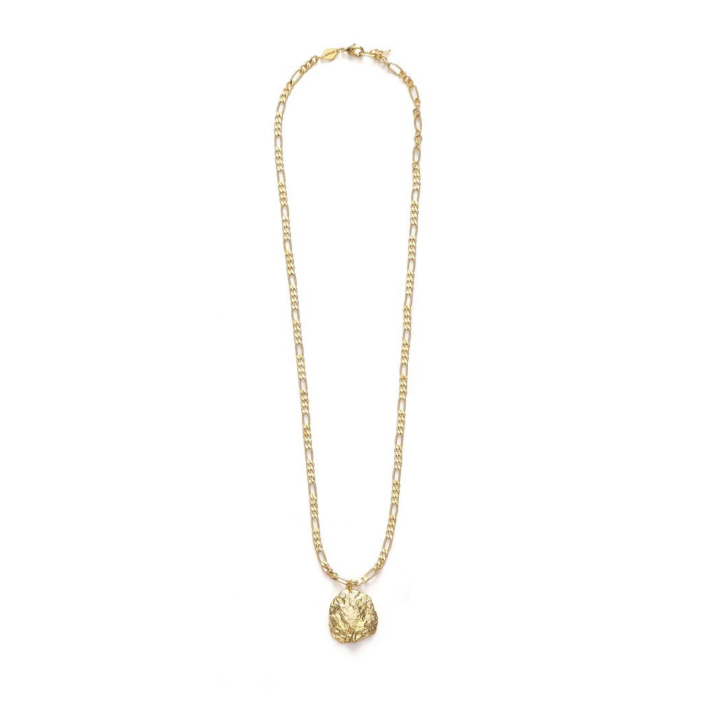 ANNI LU - The Shella Necklace - Gold