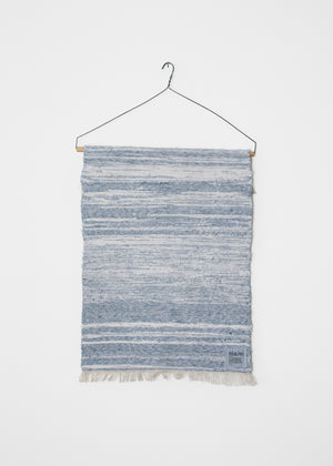 AIAYU DOMUS - RAW RUG 60x90 - MIX BLUE