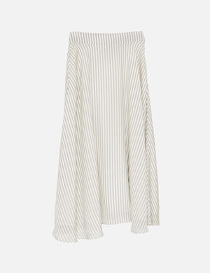 MARK TAN - NINETTE SKIRT - BLACK/WHITE