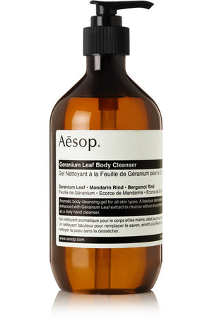 AESOP - Geranium Leaf Body Cleanser 500ml