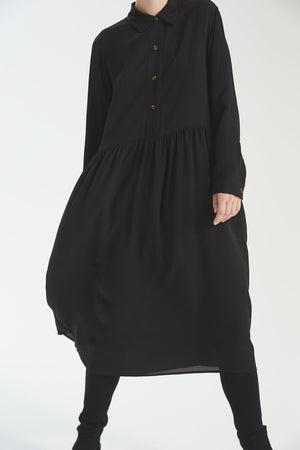 KOKOON - EZRA DRESS - BLACK