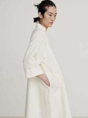 SKALL - Alex Dress - Off-White