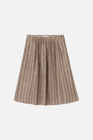 MARK TAN - NORIA SKIRT - HABOTAI SOIL