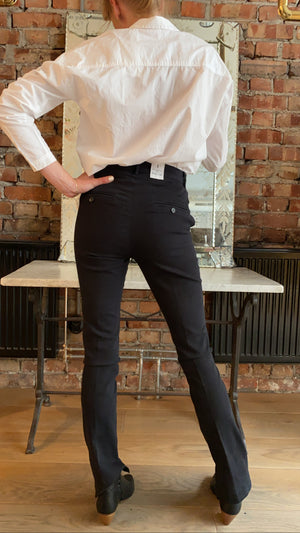 TOMORROW - DYLAN TAILOR PANT - BLACK