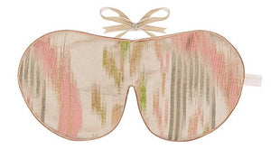 HOLISTIC SILK - EYE MASK LIMITED EDITION - IKAT
