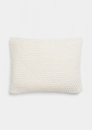 AIAYU DOMUS - HEATHER CLASSIC PILLOW 30x40 - ALBICANT