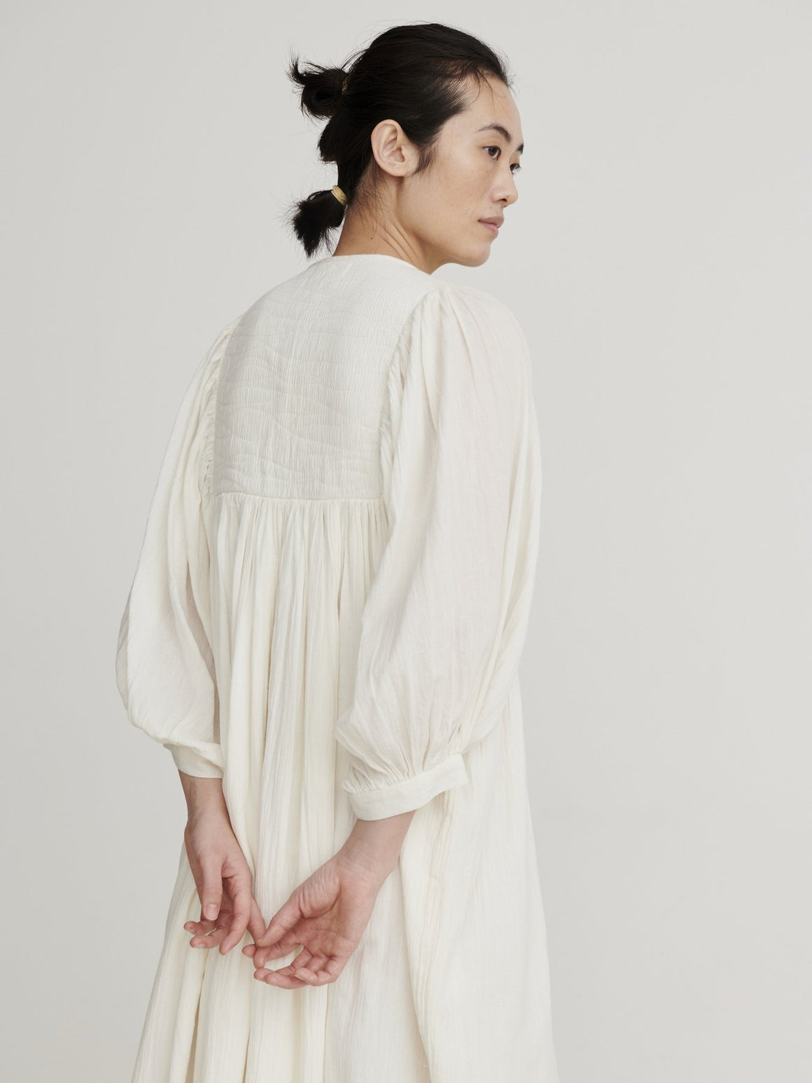 SKALL - Nadja Dress - Off-White