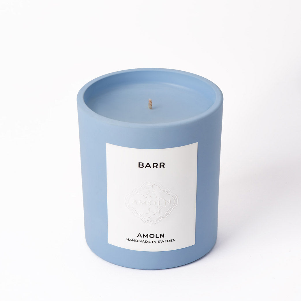 AMOLN - SCENTED CANDLE - BARR